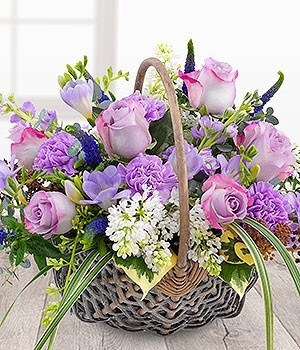 Basket - Fabulously Fragrant Basket