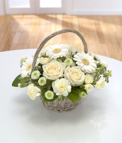 Basket - Memories Flower Basket