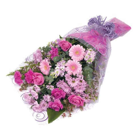 Bouquet - Perfectly Pink
