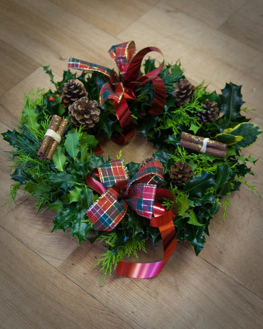 Christmas - Classic Wreath