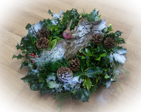 Christmas - Dawns Country Wreath
