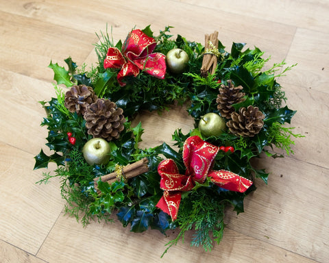 Christmas - Dawns Special Christmas Door Wreath
