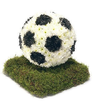 Funeral Flowers - Football