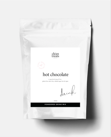 Clean Treats | drink: Hot Chocolate