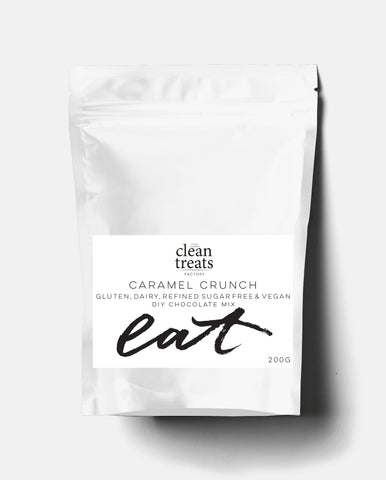 Clean Treats | eat: Caramel Crunch DIY Chocolate Mix