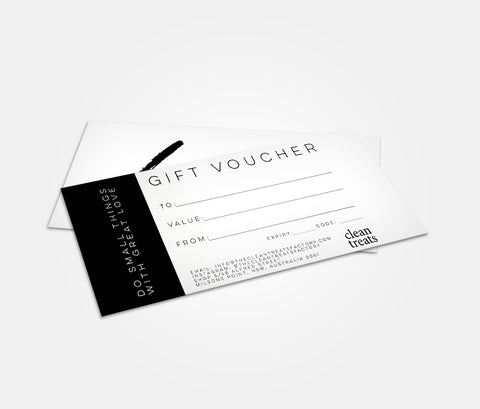 Card - Share Love Gift Voucher