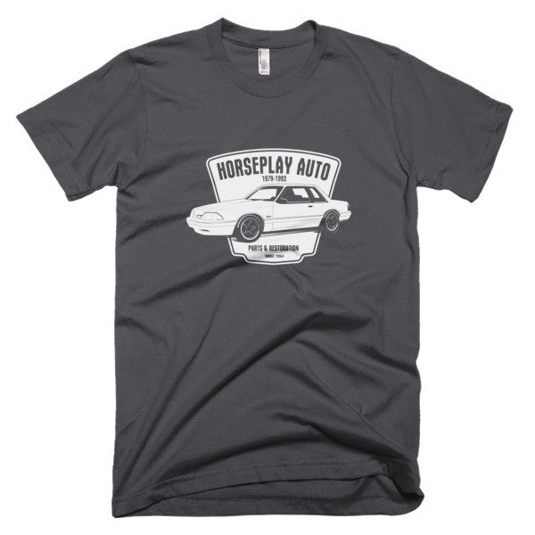 Horseplay Auto : Men's T-Shirt