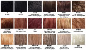 Clairol Nice N Easy Hair Color Chart Clairol Hair Colour