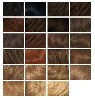 Clairol nice and easy hair color chart recent discounts