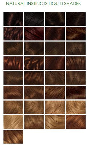 Garnier Hair Colours Chart Keninamas