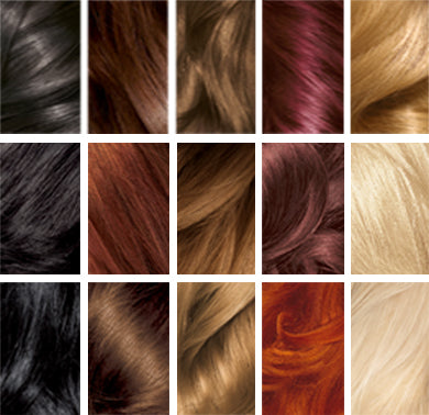 Garnier Nutrisse Hair Colours Charts Aksuyq Eye