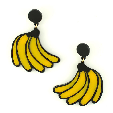 Banana Ear-rings