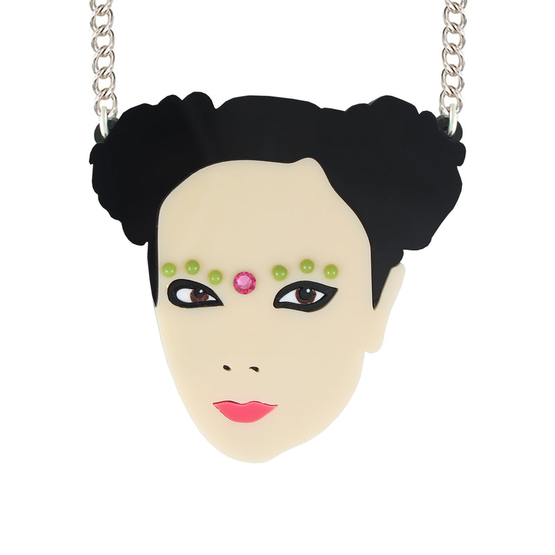 NEW! Bjork necklace