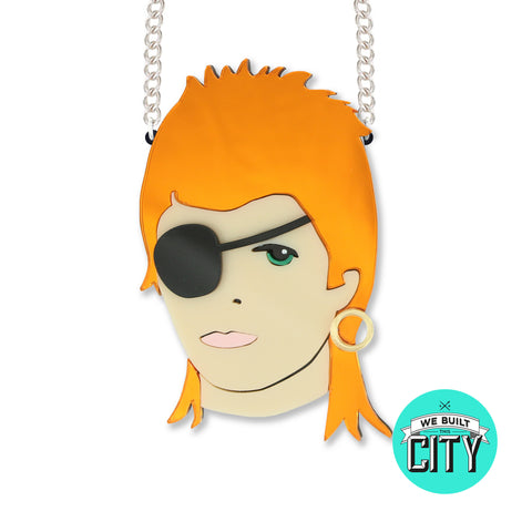 Bowie necklace
