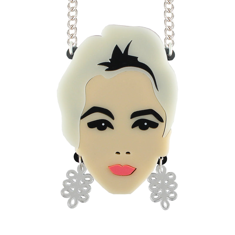 Edie Sedgwick necklace