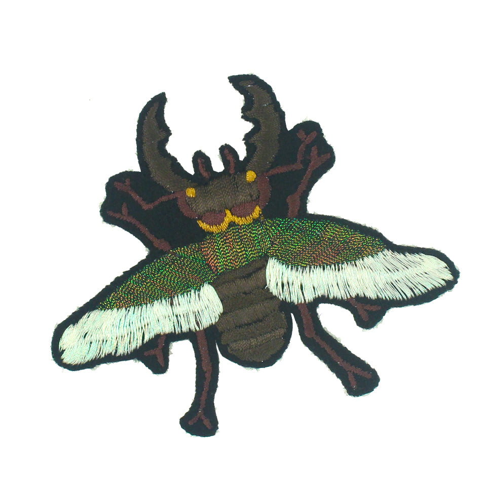 Flying Stag Beetle Patch