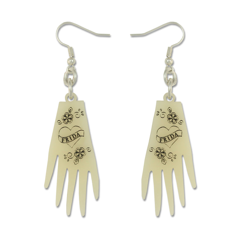 Frida hand ear-rings