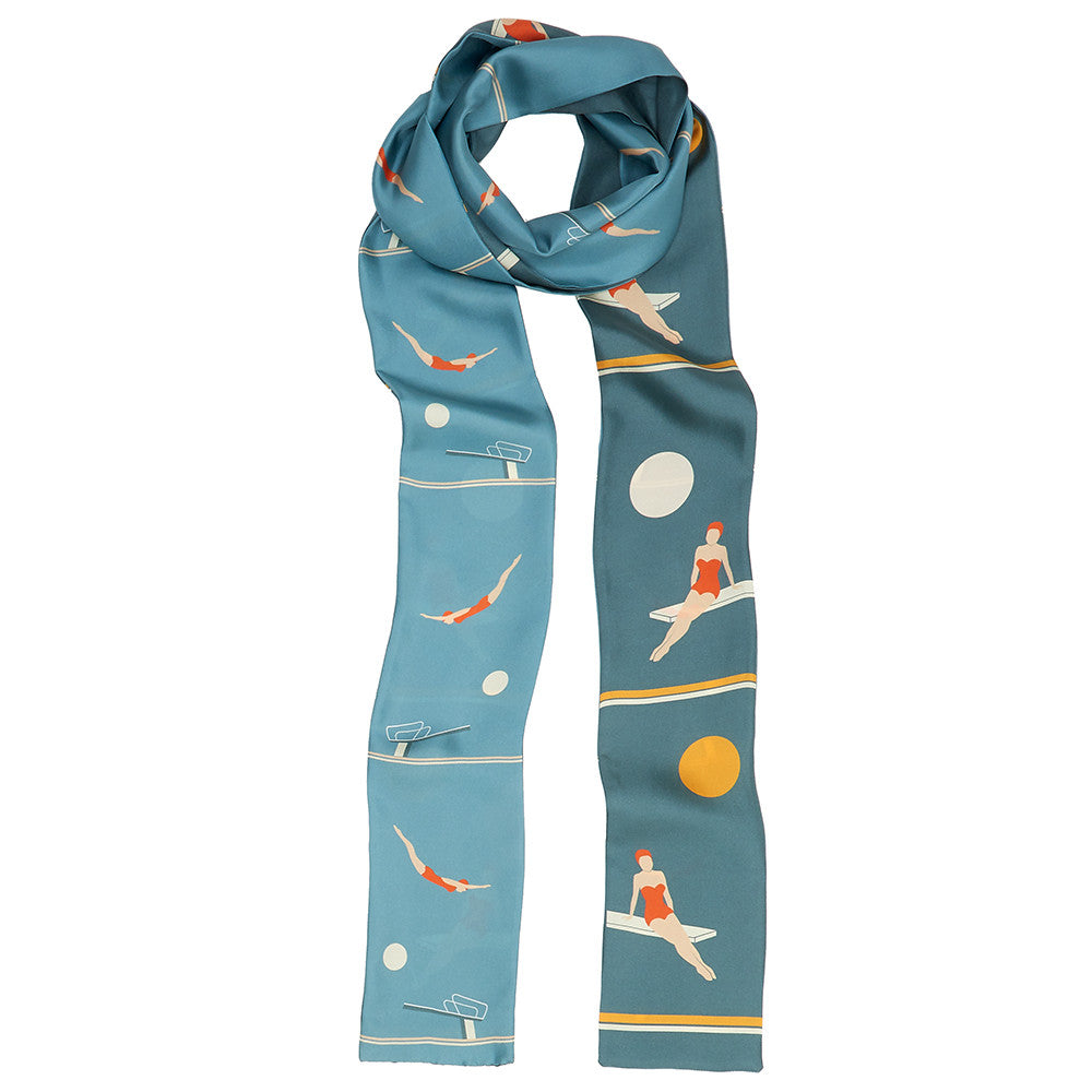 Diving Girls Scarf