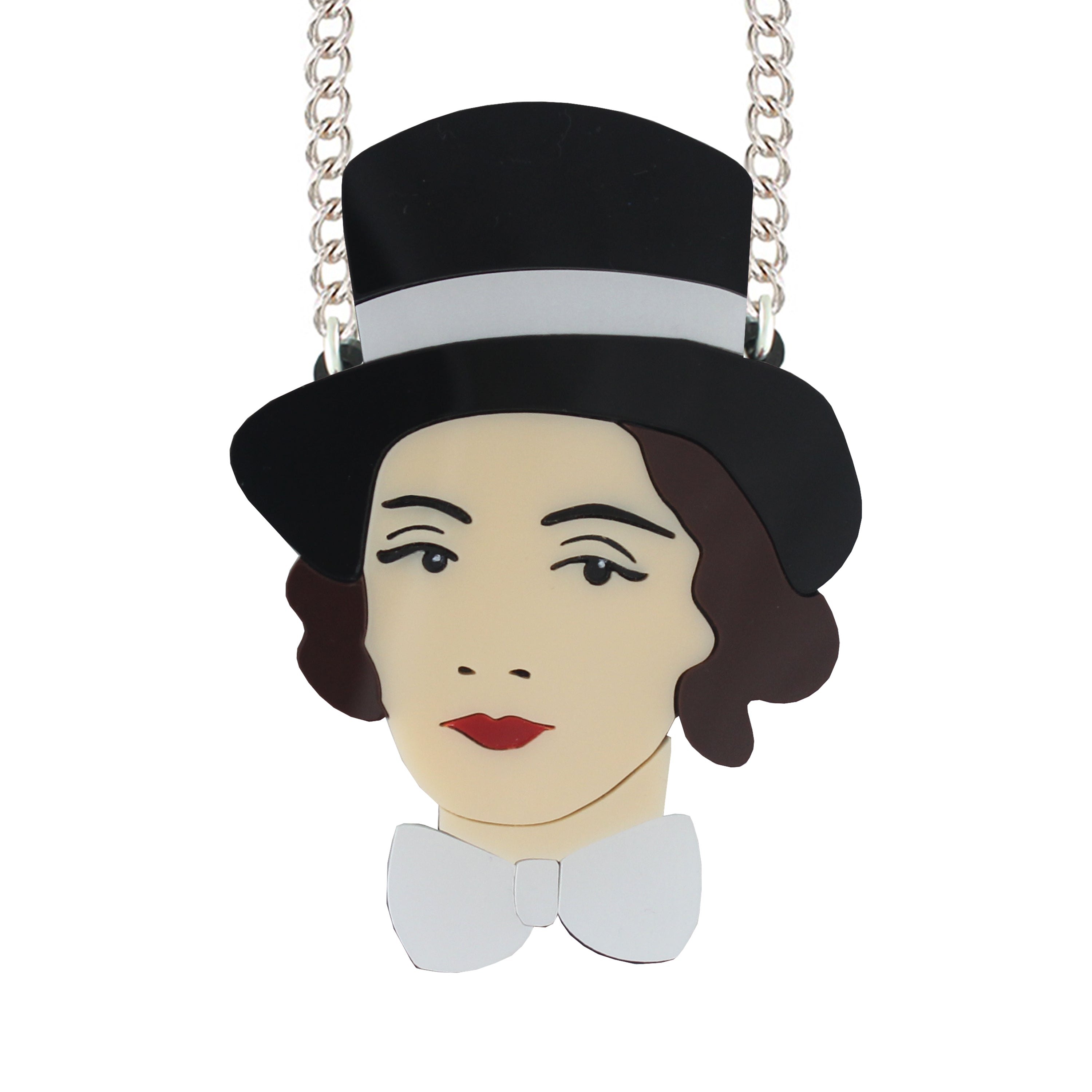 NEW! Marlene Dietrich necklace