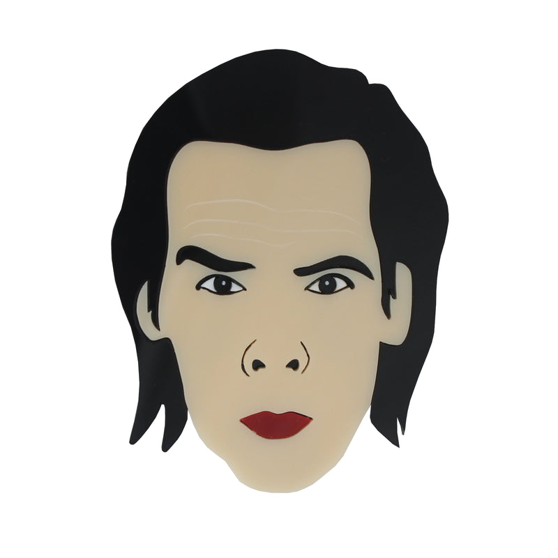NEW! Nick Cave brooch