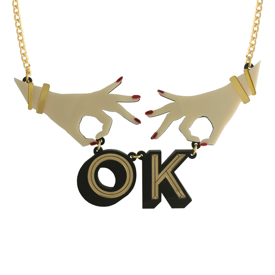 OK necklace