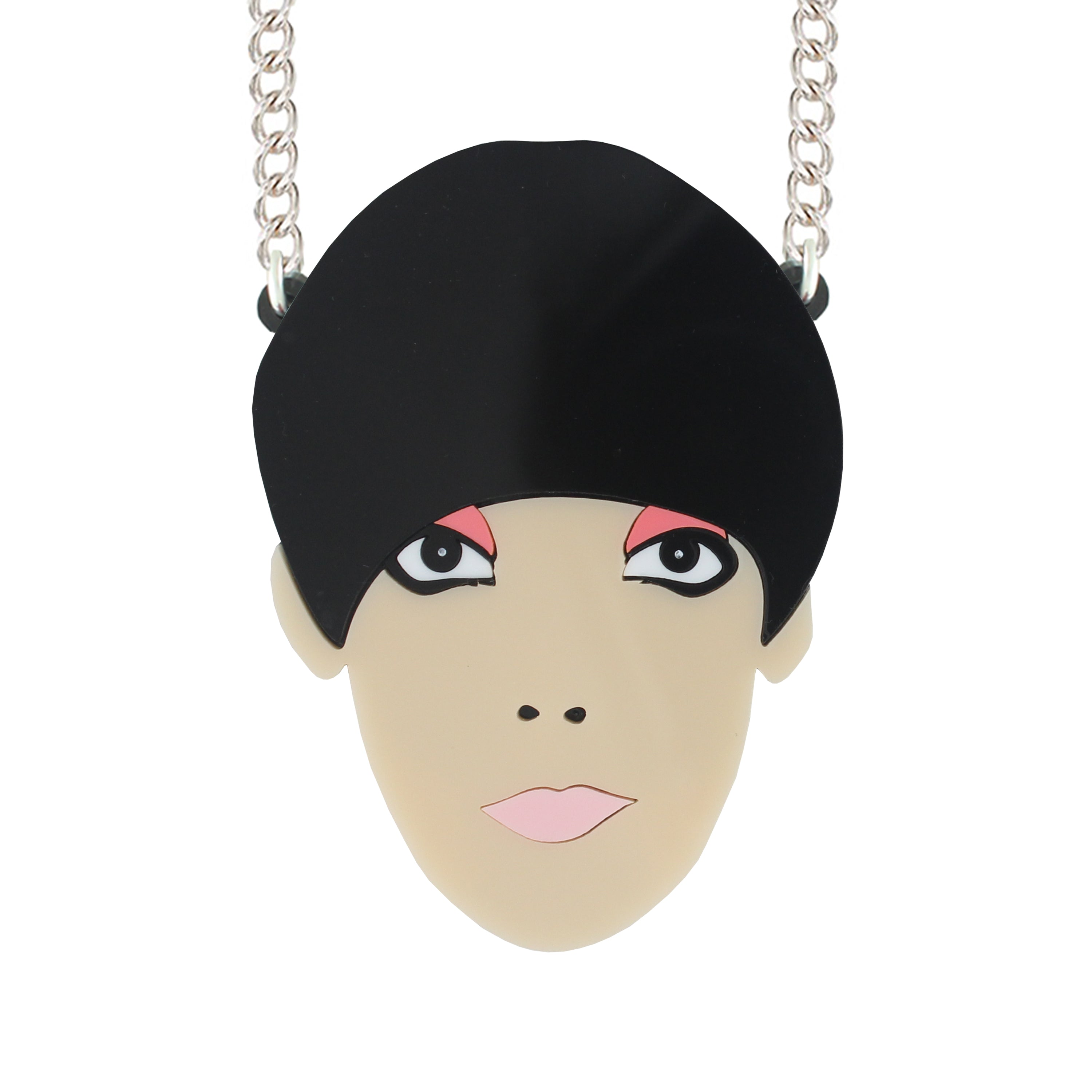 NEW! Peggy Moffitt necklace