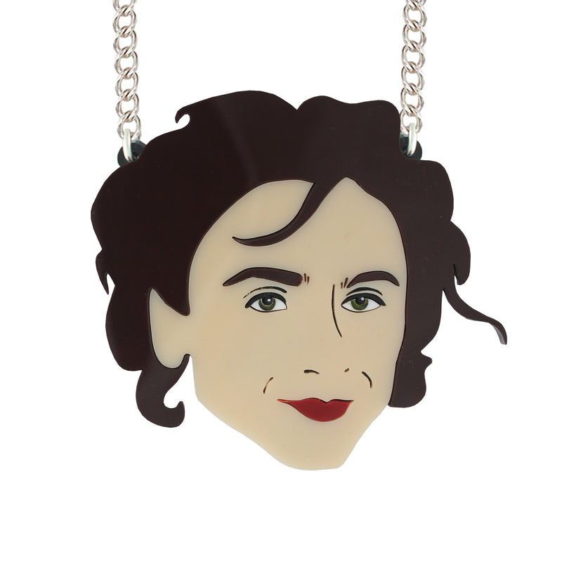 Photobooth necklace