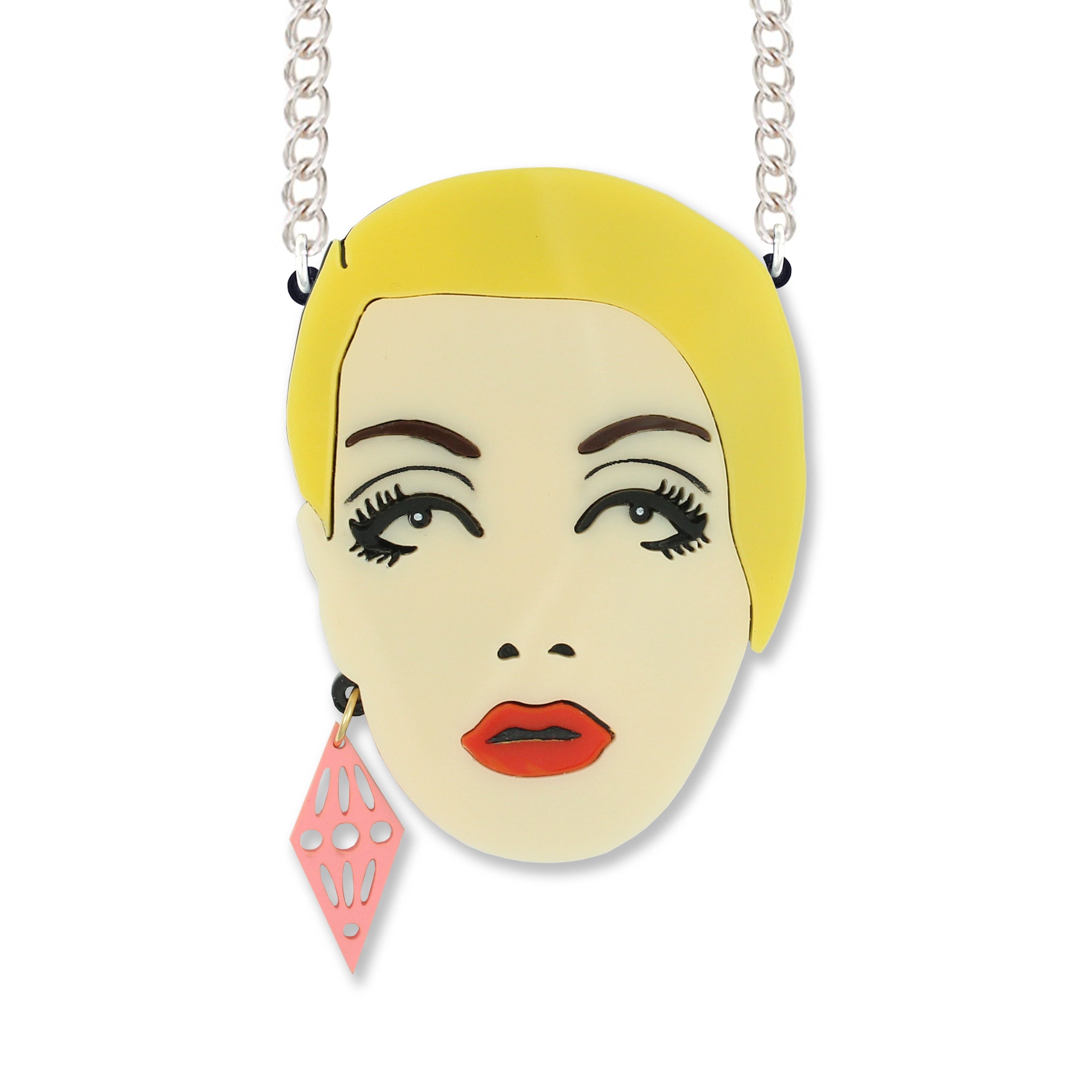 Twiggy necklace