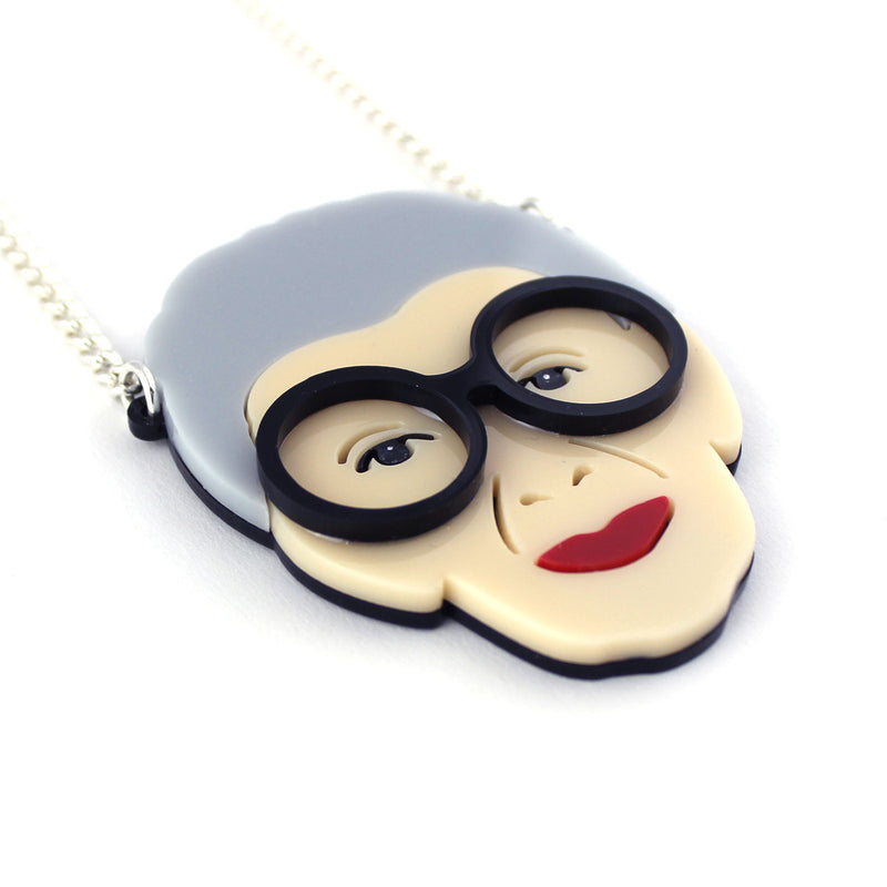 Iris Apfel Necklace