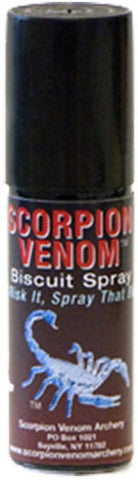 Scorpion Venom Biscuit Spray