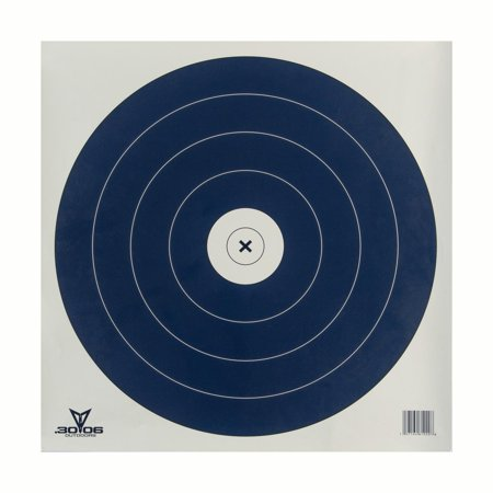.30-06 Outdoors Single Spot Paper Target