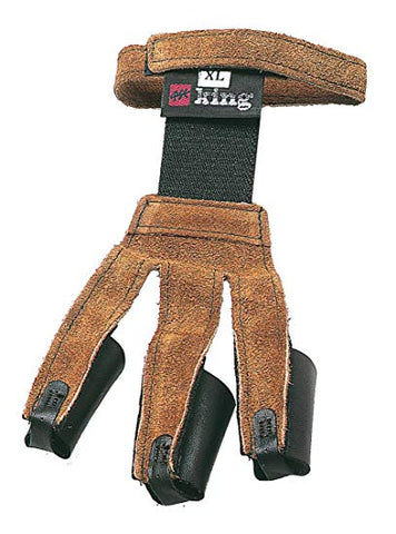 PSE Archery Traditional Leather Glove