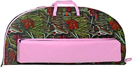 .30-06 Outdoors Pink Camo Bow Case