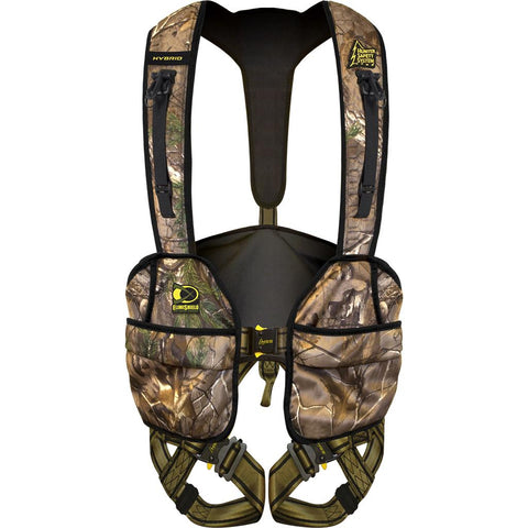 Hunter Safety System Hybrid Harness w/Elimishield Realtree