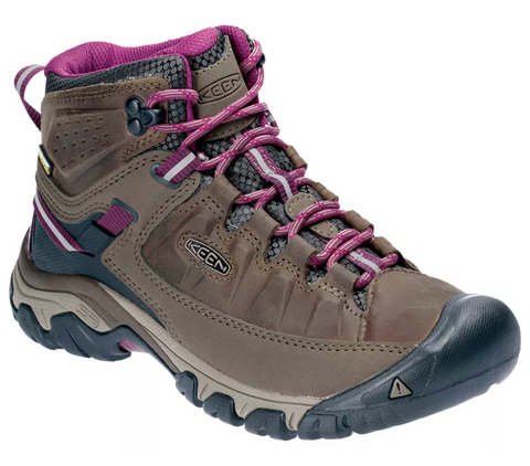 KEEN Targhee III Mid Waterproof Hiking Boots
