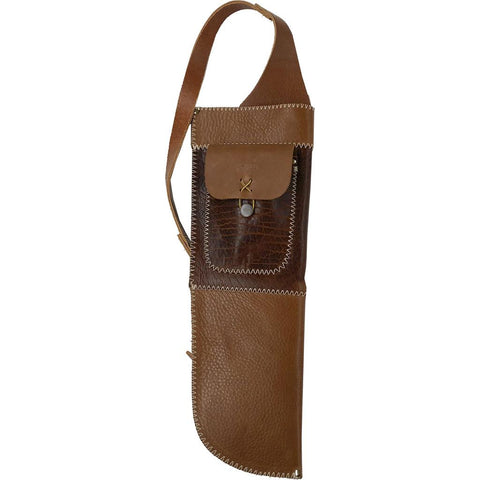 Neet Products Osage Back Leather Quiver, Bison