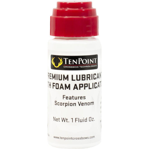 Ten Point Premium Lubricant with Foam Applicator