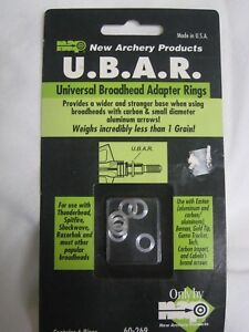 New Archery Products U.B.A.R.