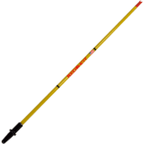 Red Hot Crossbow Discharge Arrow