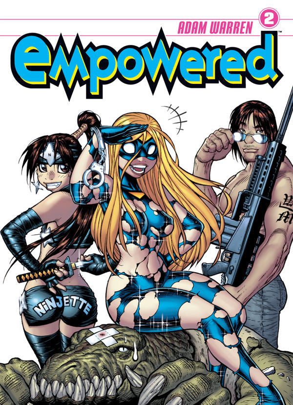 Empowered Vol.2 from Empowered - Webcomic Merchandise