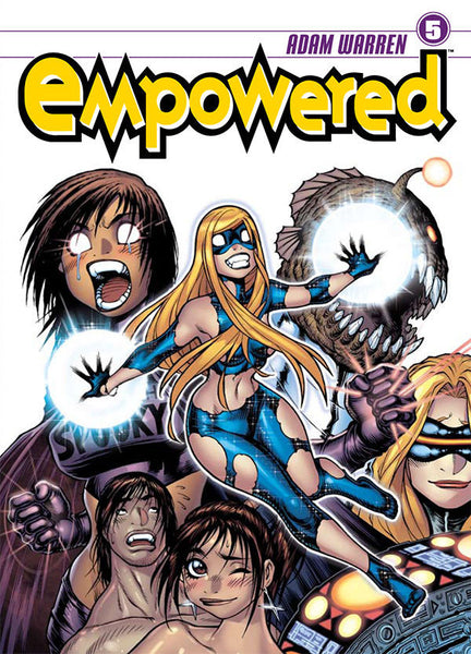 Empowered Vol.5 from Empowered - Webcomic Merchandise