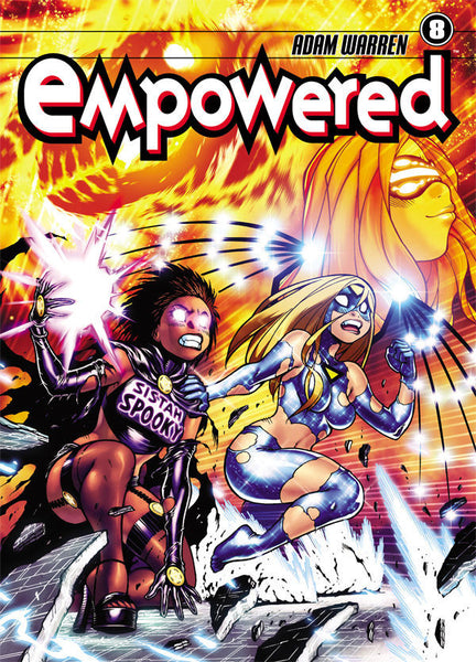 Empowered Vol.8 from Empowered - Webcomic Merchandise