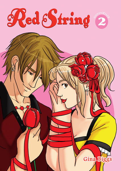Red String Omnibus Volume 2 - Ebook from Red String - Webcomic Merchandise