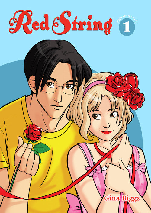 Red String Omnibus Volume 1 - Ebook from Red String - Webcomic Merchandise