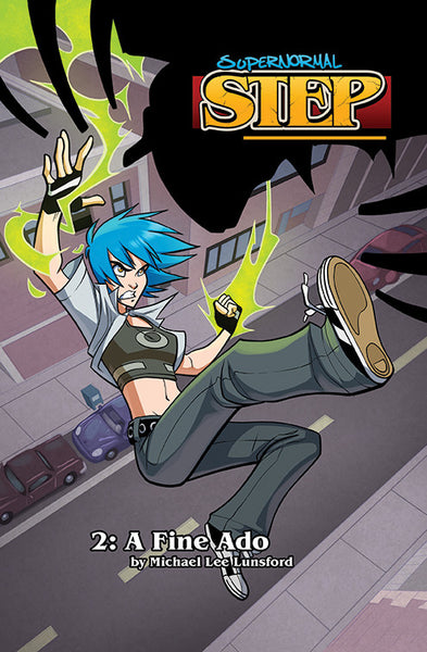 Supernormal Step - Vol. 2 from Supernormal Step - Webcomic Merchandise