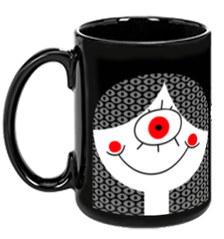 Lucy Mug from A Ghost Story - Webcomic Merchandise