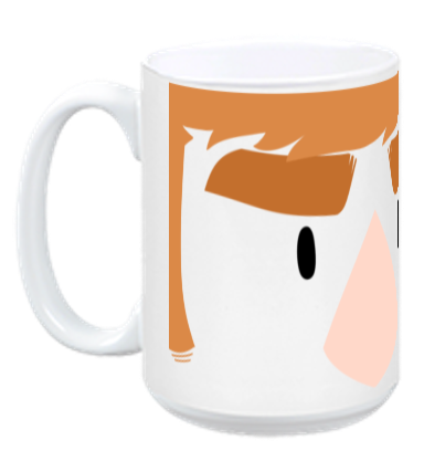 Jack's Mug from A Ghost Story - Webcomic Merchandise