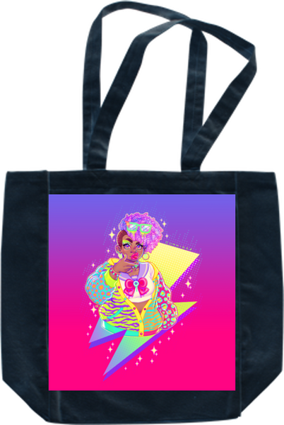 Thunder Z Tote from Gunkiss - Webcomic Merchandise