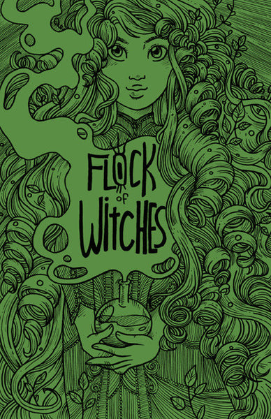 Flock of Witches from Namesake - Webcomic Merchandise