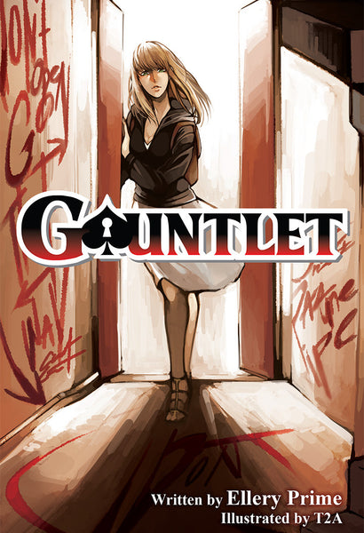 Gauntlet from Sparkler - Webcomic Merchandise